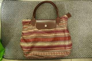 SALE! Hand bag motif etnik