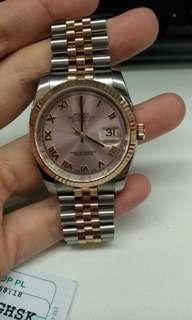 ROLEX WATCH 116231(PAWN TICKET)