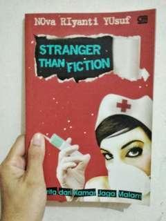 Stranger Than Fiction (kumpulan esai) - Nova Riyanti Yusuf