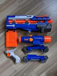 Nerf Longshot Brand New Spare parts