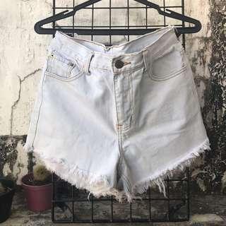 High- Waist Shorts