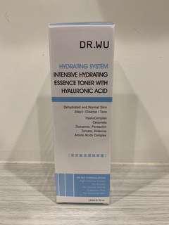 《全新公司貨》DR. WU 玻尿酸保濕精華露 150ml