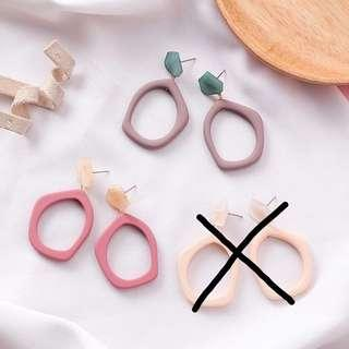 🚚 [AVAILABLE] Hollow Earring