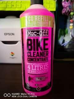 Muc-Off Bike Cleaner 1 Litre (Non Concentrate)