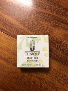 CLINIQUE - BLUSH POP (15 PANSY POP)