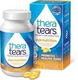 Thera Tears - Fish oil Supplement