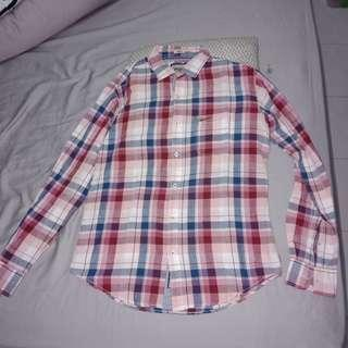 MEN'S Checkered Shirt (by Play)