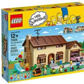 LEGO 71006 The-Simpsons-House
