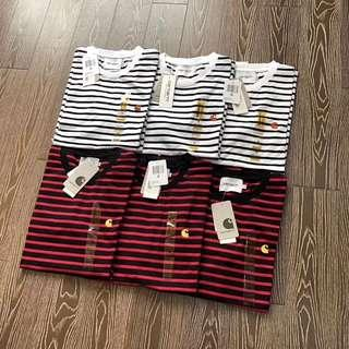 [Carhartt] Striped tee