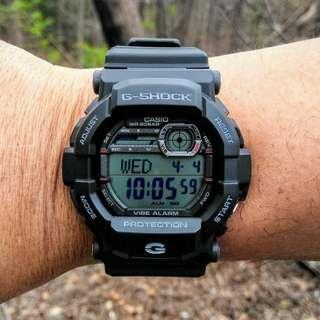 Casio G-Shock GD-350-1 Watch
