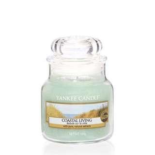 🚚 Yankee Candle (Coastal Living)