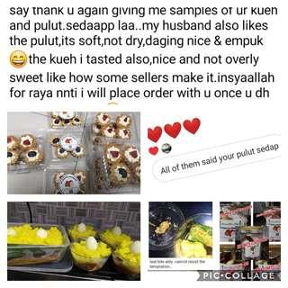 🚚 Pulut kuning with beef rendang