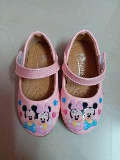 Micky & Minnie Mouse shoes