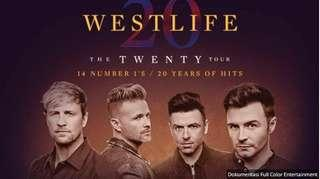 Westlife Concert August, 6th 2019