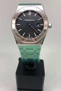 🚚 BRAND NEW AUDEMARS PIGUET ROYAL OAK LADY'S