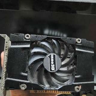 Inno3d gtx 750ti 2gb (壞風扇)