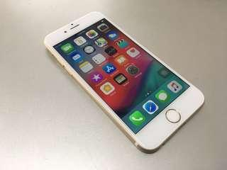 iPhone 6 64GB Gold color