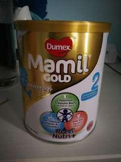 🚚 Dumex Mamil Gold Stage 2 400g