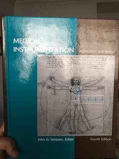 Medical Instrumentation, Application and Design Textbook