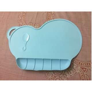 Silicone Baby Plate Table Mat