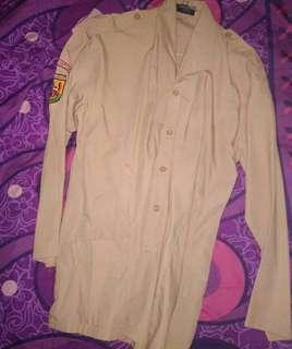 Baju Seragam Pramuka