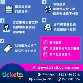 John Mayer香港演唱會2019!