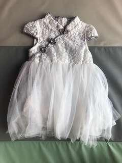 Cheong Sam tutu dress
