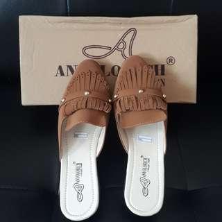 Sandal wanita / flatshoes / sepstu sandal