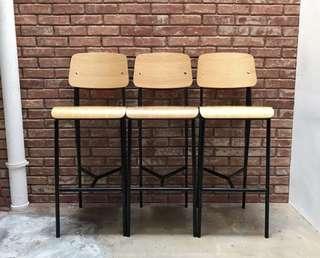 Comfort Design Bar Stools