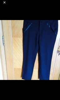 Black trouser L