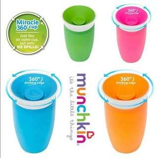 Munchkin Miracle 360° Sippy Cups
