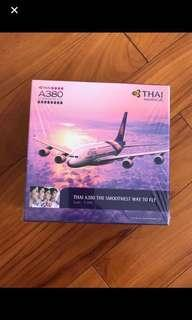 Thai Airways A380 (1:400)- exclusive gift to TG Premium members