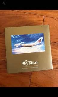 Thai Airways Special Edition B747-400 (1:400)- exclusive gift to TG Premium Members)
