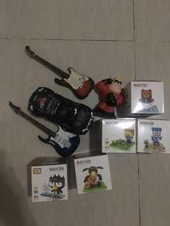 Package Toys (satu paket)