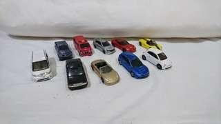 Tomica Cars All for $10
