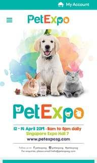Pet Expo 2019 Sunday Tickets
