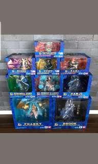One Piece 20th Anniversary Figuarts