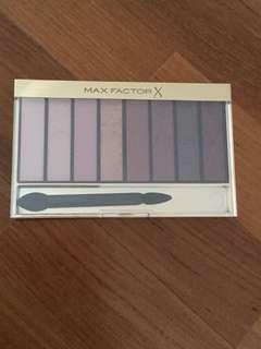 🚚 Max Factor Eye Shadow Palette