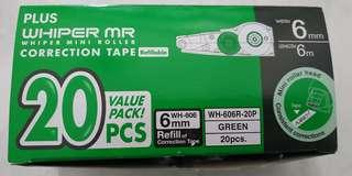 PLUS Whiper Correction Tape Refill