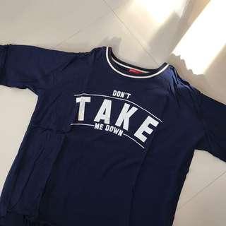 Dont take me down t-shirt
