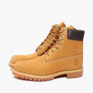 🚚 ✔️二手·Timberland經典黃靴
