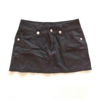 Black Skirt Rok Merk Ezpresso