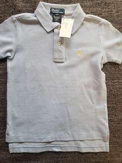 Ralph Lauren Polo Shirt (size 3/3T)