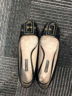 Prada Genuine leather heels