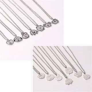 [PO] BTS X OST Inspired BT21 Necklace