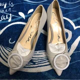 Algena heels in grey