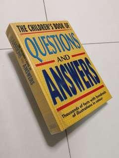 🚚 The Children's Book of Questions and Answers