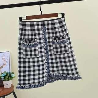 Gamora Vintage Knited Skirt