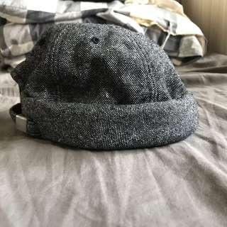 🚚 水兵帽 正韓 柔軟  古著 上身 帽子