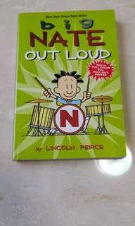 Big nate out loud, 英文圖書